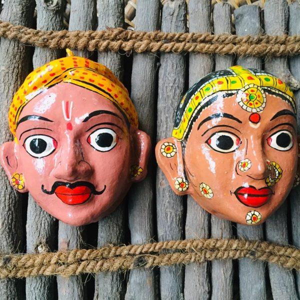 Cherial Mask Pair 4